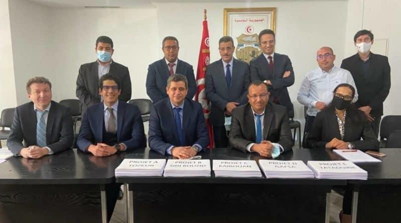 توقيع اتفاقيات امتياز لـ 500 ميجاواط