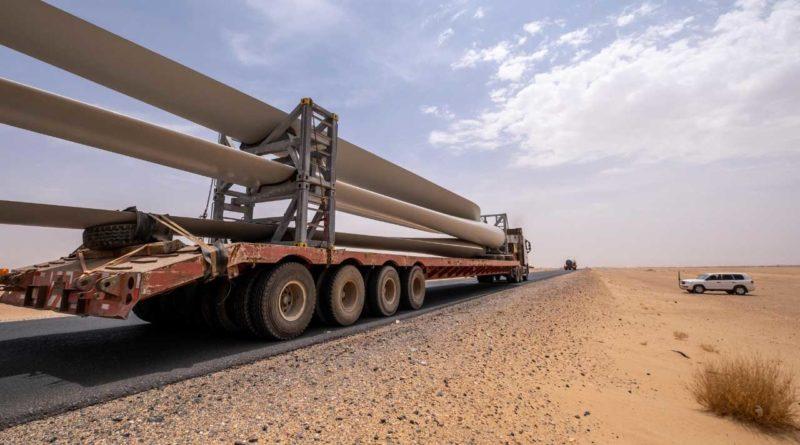 طاقة الرياح في السودان