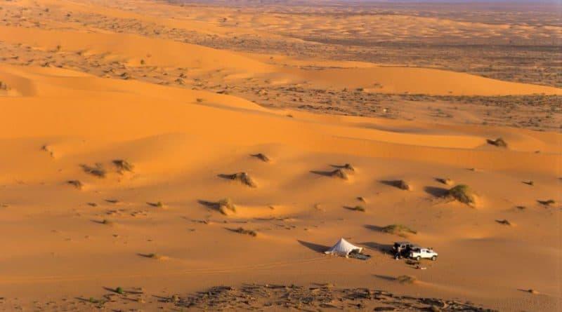 Desert-to-Power