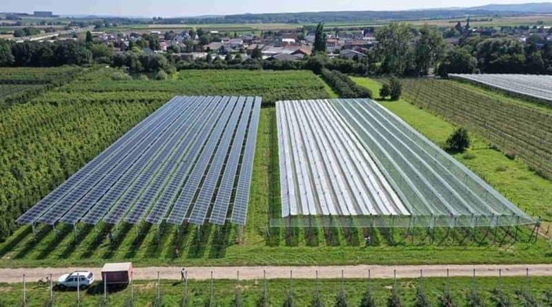 الزراعة الكهروضوئية في ألمانيا