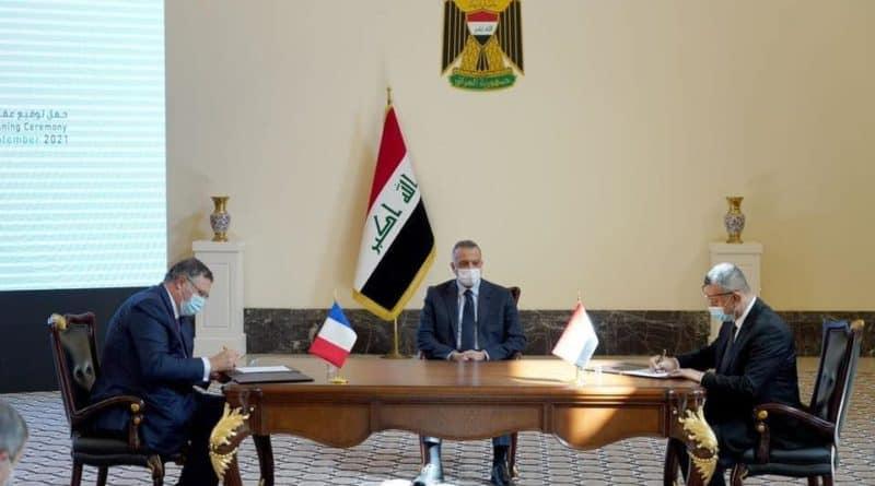 توتال إينرجي في العراق