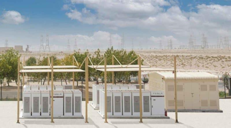 هيئة كهرباء ومياه دبي تدشن ن مشروعاً تجريبياً