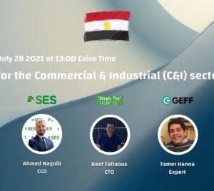 Egypt Solar Webinar